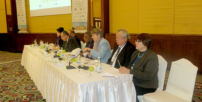 Tashkent hosted an international workshop on the potential of marginal water and other marginal resources for food and water security in Central Asia.