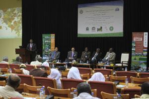ICBA Seminar in Sudan