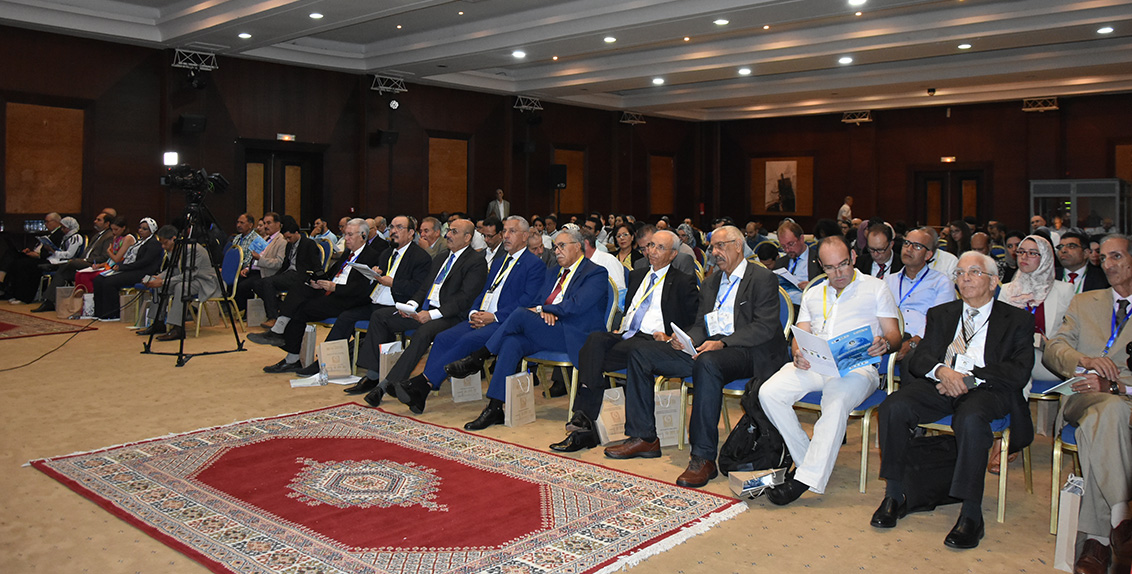 """More than 200 scientists and practitioners in the water sector have called for stronger collaboration and coordination between all water sector stakeholders, including government entities, private- sector and non-government organizations, at a three-day international conference titled """"GLOBEAQUA - Managing Water Scarcity in River Basins: Innovation and Sustainable Development""""."""