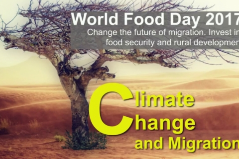 World Food Day 2017: Climate Change and Migration