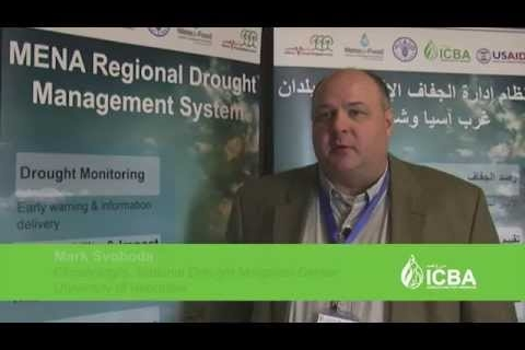 Drought Monitoring Workshop - Egypt - Mark Svoboda