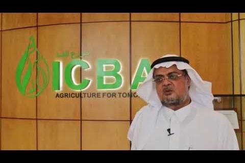 Saudi deputy environment minister visits ICBA to mull cooperation