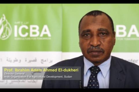 ICBA, AOAD partner to boost food security in Arab region