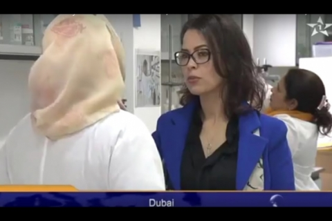 International Women's Day 2017: ICBA BoD Chair, ICBA DG interview on Al Aoula TV, Morocco (Arabic)
