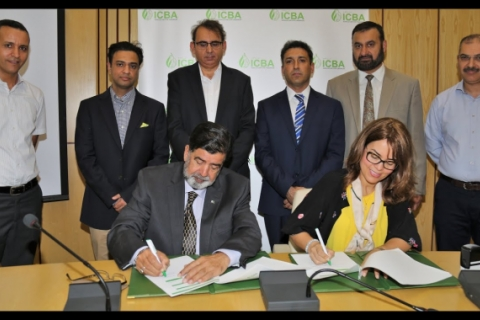 ICBA partners with KP-BOIT, Pakistan, to improve agricultural sector in KP