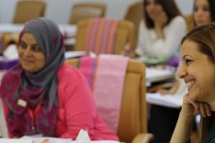 On the eve of International Women's Day, the International Center for Biosaline Agriculture (ICBA), the Bill & Melinda Gates Foundation, the Islamic Development Bank (IsDB) and CGIAR Research Program on Wheat launched a call for applications for the first edition of the Arab Women Leaders in Agriculture (Awla) fellowship program for women researchers in the Middle East and North Africa (MENA) region.