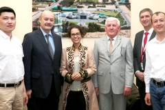 IDB, ICBA join forces to improve water management in Kazakhstan