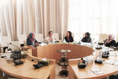 Inception and Design Phase of the Arab Women Scientists Leadership Program – Tamkeen